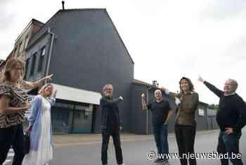 Muur boven traiteurzaak krijgt streetartkunstwerk (Torhout) - Het Nieuwsblad