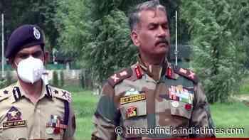 Killing of Saifulla brings closure to 2019 Pulwama incident: Chinar Corps Commander