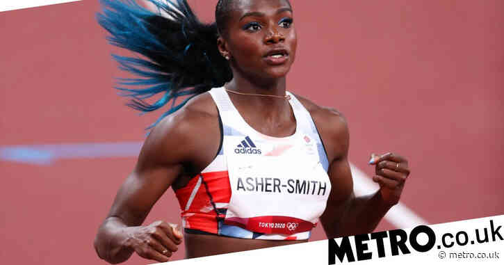 Who is Dina Asher-Smith? From Tokyo 2020 agony to Barbie doll glory