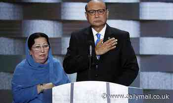 Biden appoints Muslim Gold Star veteran father, Trump critic Khizr Khan to religious freedom post