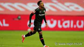Villa agree deal for Leverkusen's Leon Bailey