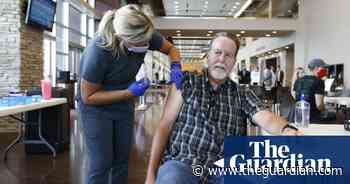 US vaccinations rise but White House frustrated with media 'alarmism' - The Guardian