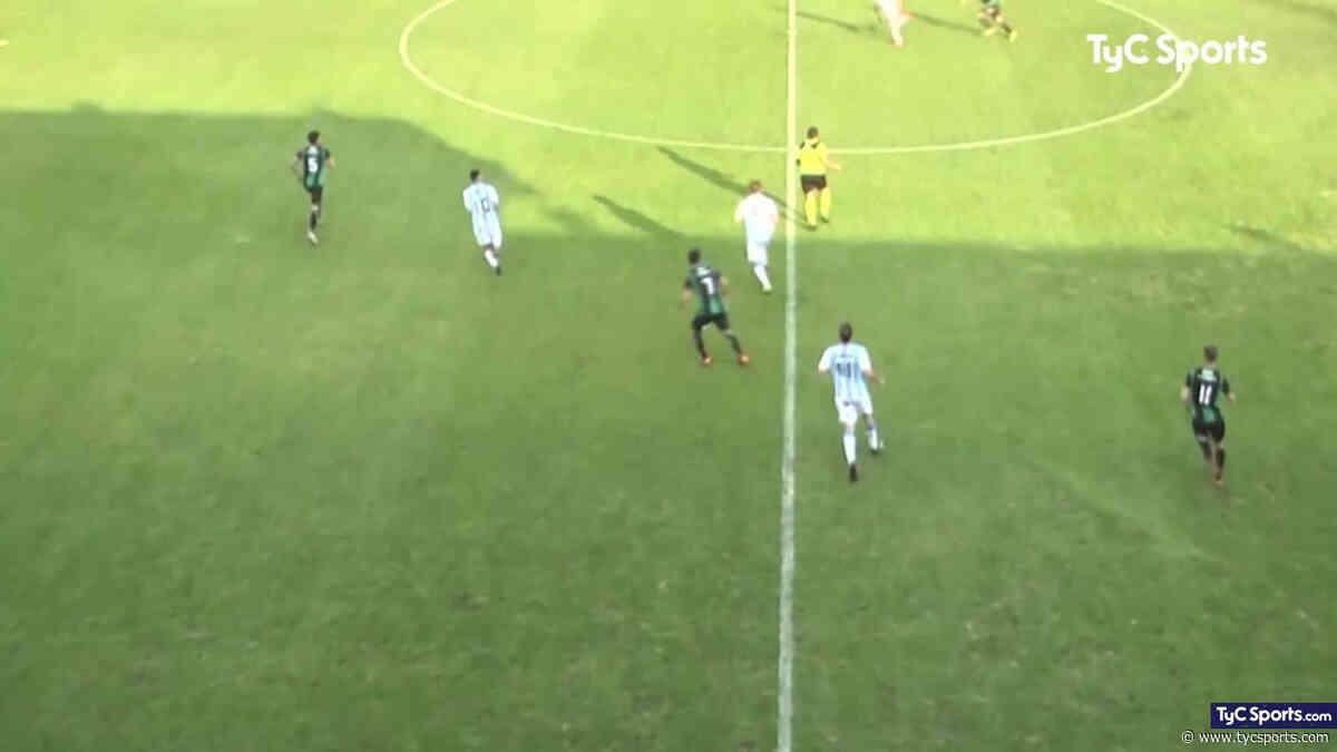 Con doblete de Matías Giménez, San Martín (SJ) derrotó a Atlético Rafaela - TyC Sports