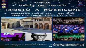 Offida: Piazza del Popolo, concerto tributo a Ennio Morricone - picenotime
