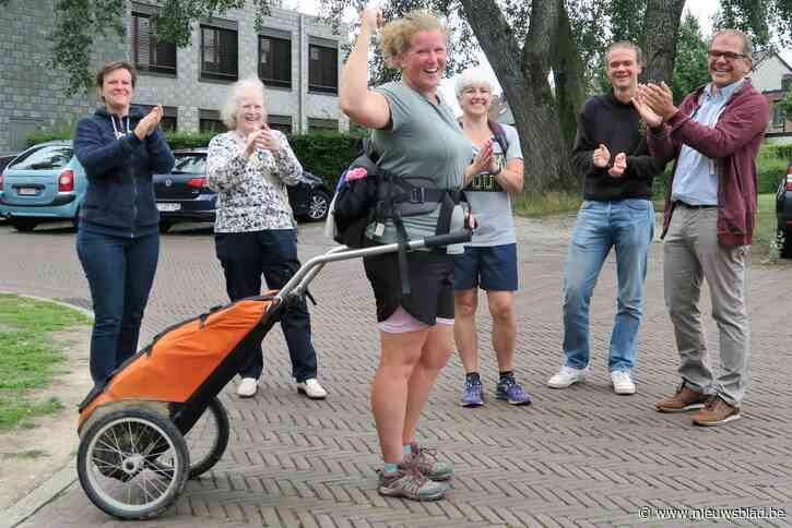 """Veerle Bergmans stapt 520 km voor gehandicapte kinderen in Zuid-Amerika: """"Niet één blaar, maar nu wel zin in frietjes van 't Draakje"""""""