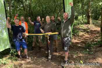 Beer 4 Nature stelt eerste stukje bos open voor wandelaars