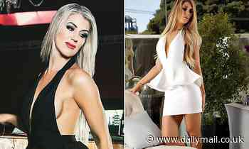 Melbourne escort Hope Morgan earns 15k a week with clients who include AFL players and celebrities