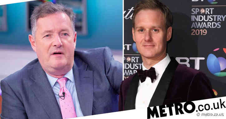 Piers Morgan clashes with Dan Walker over Ben Stokes' mental health break after Simone Biles criticism