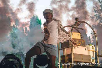 Tyler, the Creator Showcases His Eras, Growth at Lollapalooza 2021 Headlining Set