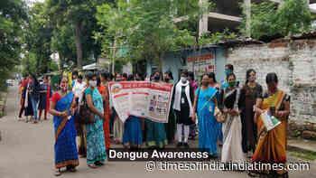 Bhubaneswar: BMC launches dengue awareness drive in city