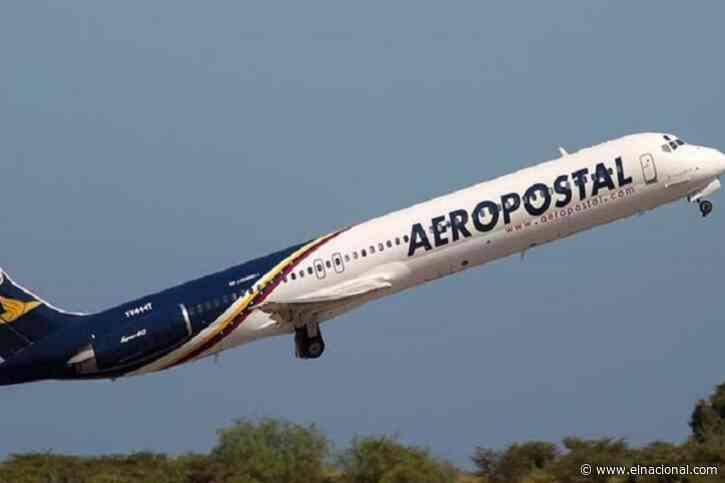 Aeropostal reanuda su ruta La Guaira-Mérida a partir de este 3 de agosto