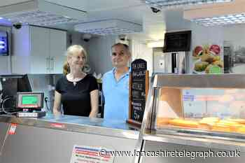 Rossendale: Toffalis, based in Crawshawbooth up for sale