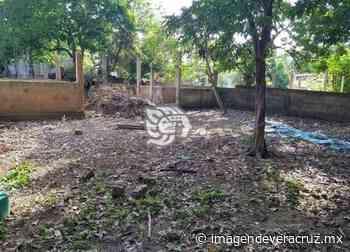 Realizarán ampliación en el panteón de Chinameca - Imagen de Veracruz