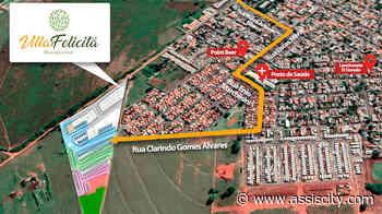 Residencial Villa Felicitá em Assis oferece subsídios de até R$ 20.035,00 com FGTS - Assiscity