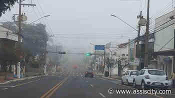 Frio deve predominar durante o final de semana em Assis e região - Assiscity