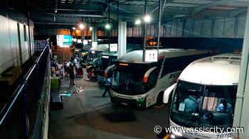 Terminal Rodoviário de Assis registra aumento no número de passageiros - Assiscity
