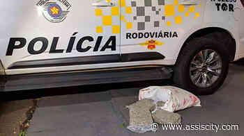 Polícia Rodoviária prende mulher com drogas na Rodovia Raposo Tavares em Assis - Assiscity