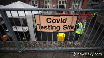 COVID-19: UK records 26,144 new coronavirus cases and 71 more deaths - Sky News