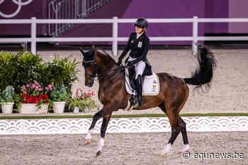 Einde van Olympische Spelen voor Lara de Liedekerke - equnews.be