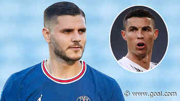 Icardi claims he's staying at PSG after Ronaldo swap deal rumour