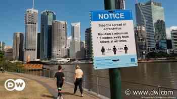 +Coronavirus hoy: Australia confina su tercera ciudad más grande para contener brote+ - DW (Español)