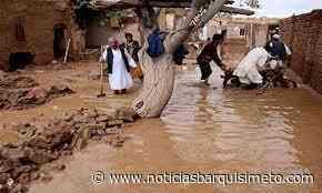 Más de 100 fallecidos en Afganistán por inundaciones - Noticias Barquisimeto