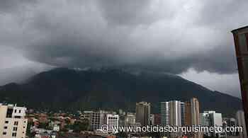 Conoce cuál es el pronóstico del INAMEH para este jueves - Noticias Barquisimeto