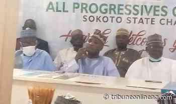 APC ward congress: Sokoto goes for consensus - NIGERIAN TRIBUNE