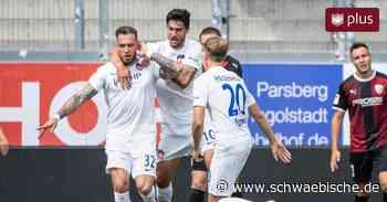 Irre Wendung: Heidenheim dreht Spiel und holt ersten Saisonsieg - Schwäbische