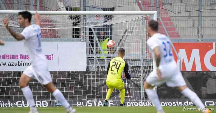 2. Bundesliga: Heidenheim siegt dank Traumtor von Kleindienst - Hannover verliert - SPORT1