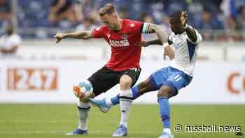 Roundup: Siege für Hansa, Regensburg und Heidenheim - fussball.news