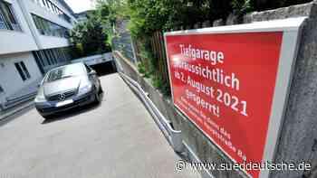 Starnberg - 111 Parkplätze fallen in der Innenstadt weg - Süddeutsche Zeitung