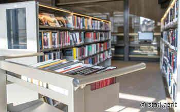 Bibliotheek De Krook ook 's voormiddags weer open - Gent