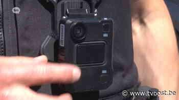 Politie Geraardsbergen-Lierde zet ook in op bodycams - TV Oost