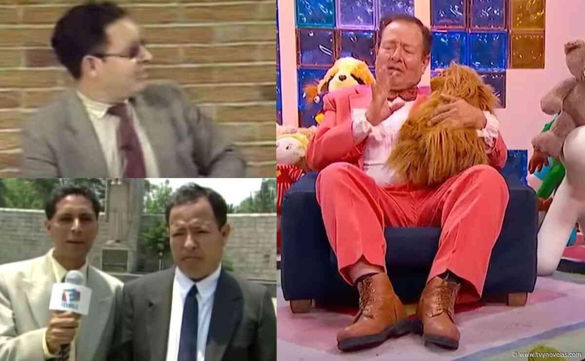 Quién era Sammy Pérez: Desde 'El Calabozo' y vender chicles, a la fama en 'XHDRBZ' - TVyNovelas