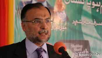 Ahsan Iqbal tests positive for coronavirus, again - Geo News