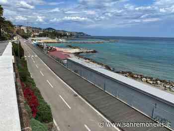 Sanremo: sistemata da Amaie Energia la passerella in legno sulla ciclabile all'altezza dell'Imperatrice - SanremoNews.it