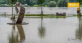 Hochwassertourismus am Rhein – Brand in Pumpwerk in Kehl - BNN - Badische Neueste Nachrichten