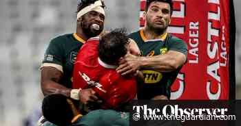 South Africa 27-9 British & Irish Lions: second Test player ratings
