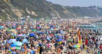 Brits braced for 10 days of rain before another heatwave on the way