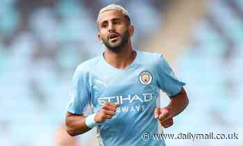 Manchester City 4-0 Barnsley: Riyad Mahrez shows he's ready to fight Jack Grealish for his place