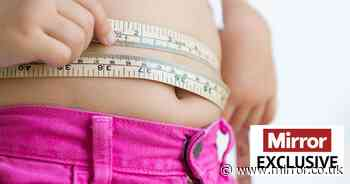 40,000 kids start school obese as figures lay bare damning North/South divide