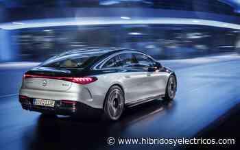 Un análisis desvela que el Mercedes EQS recarga más rápido de lo que se esperaba - Híbridos y Eléctricos