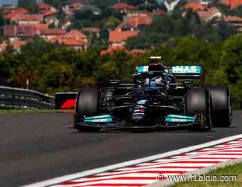 Los Mercedes enseñan una pequeña parte de su poder tras liderar los Libres 2 de Hungría - F1aldía