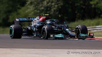 Mercedes amenaza a Red Bull al dominar los Libres 2 - Marca Claro México