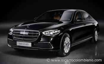 Mercedes-Benz S680 Guard 2022, una limusina de lujo a prueba de balas - El Carro Colombiano
