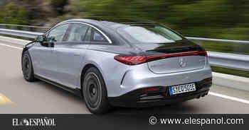 Este es el coche más aerodinámico del mundo; analizamos el Mercedes EQS - El Español