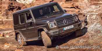 Mercedes EQG: Características, precios y más detalles - Car and Driver