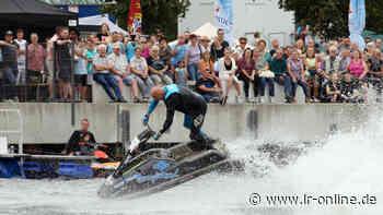 Senftenberger Hafenfest: Senftenberg zieht die Hafenfest-Bremse - Lausitzer Rundschau