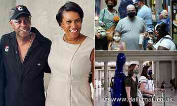 DC Mayor SLAMMED for partying maskless hours before her own mandatory  facemask order came in